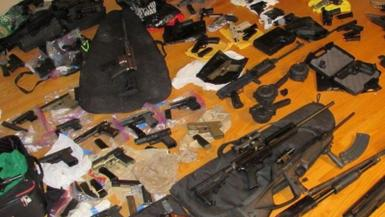 Antisemitic Anti-masker Arrested With 65 Illegal Guns, $18 Million In Street Drugs