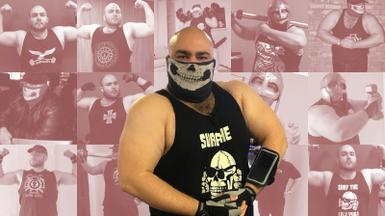 Toronto-Based Neo-Nazi Fitness Influencer Openly Promotes Hate At Public Gym