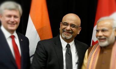 "India-Canadian Free Trade Org Executive Says Muslims Need to Follow ""Hindu-Way-Of-Islam"""