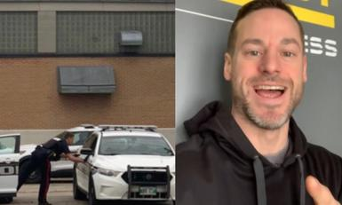 Gym Owner Arrested And Charged By Police For Threatening To Kill Feminists Has A Long History Of Hate Towards Women
