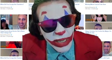 How An Actual Clown And Canadian Neo-Nazi Troll Are Leading A Harassment Campaign Against Of Hundreds Of People — Including Children