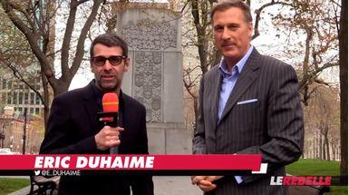 Trois sénateurs supportent les ambitions politiques d'Éric Duhaime