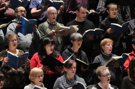 CHORAL SCENE | In the Absence of Singing, Uncertainty