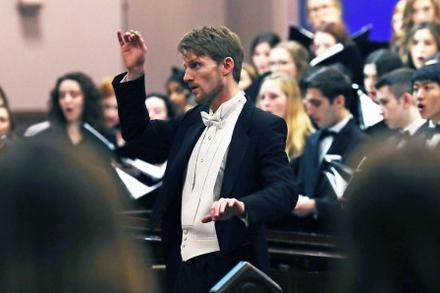 CHORAL SCENE | Graduation with High Honours in Song