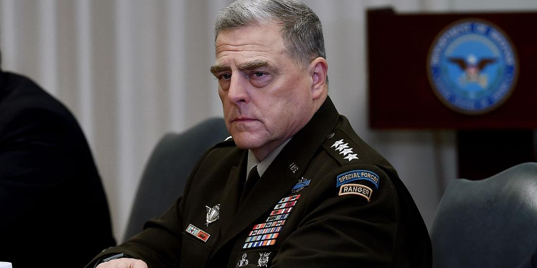 Scoop: Generals privately brief news anchors, promise no military role in election