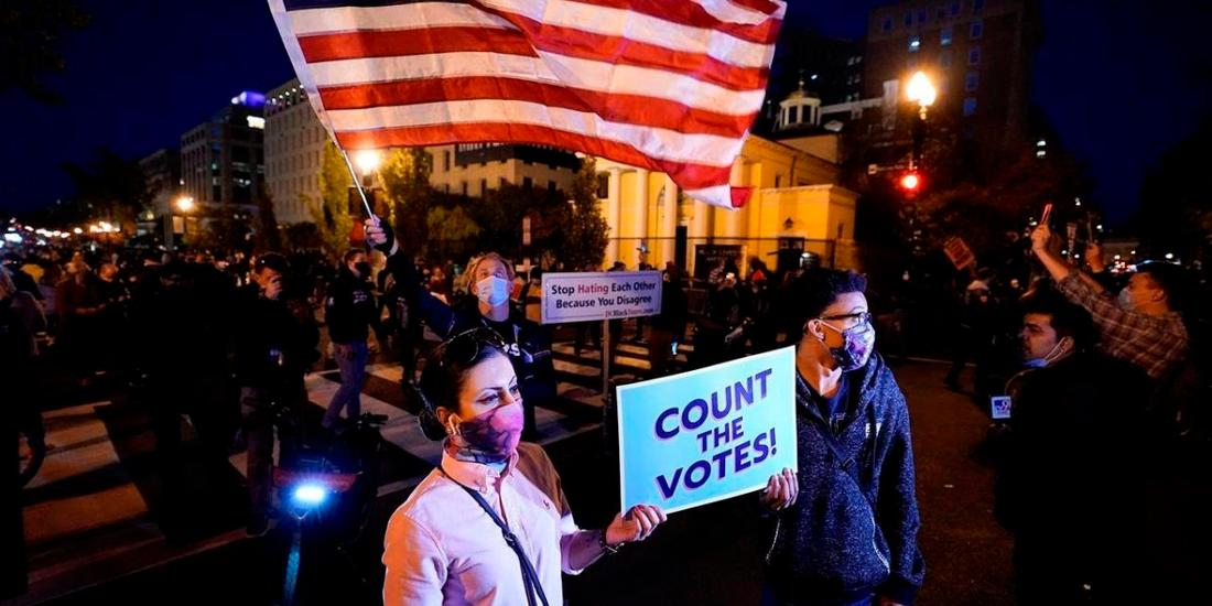 President, supporters defiant, combative in face of escalating election dispute