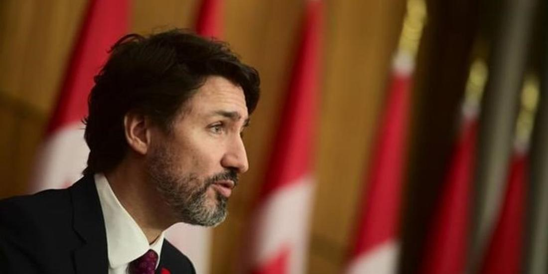 Trudeau says he hopes to see COVID-19 vaccines roll out in Canada in early 2021