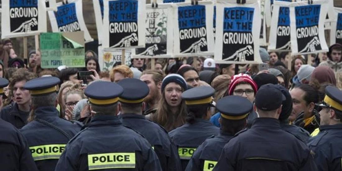 Group cites 'unconscionable delay' by RCMP in court bid for watchdog report