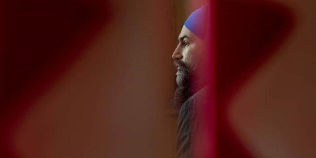 Singh says government must move to counter hate groups, which have tripled since 2015