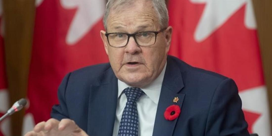 Veterans minister boasts of backlog reduction attributed to COVID-19 problems