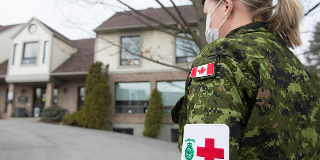 Mental health supports brought in for soldiers at LTC homes, commission hears