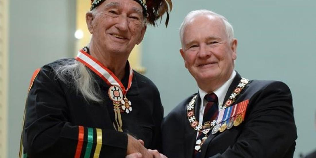 Max Gros-Louis, longtime leader of Huron-Wendat First Nation, dead at 89