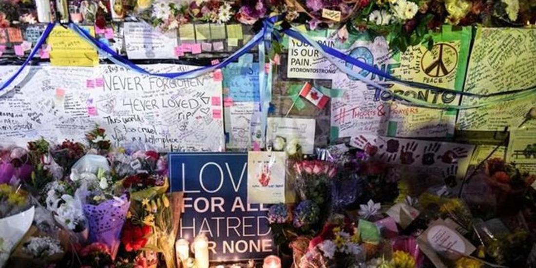 'He is not alone,' victim of Toronto's van attack struggles to understand Minassian