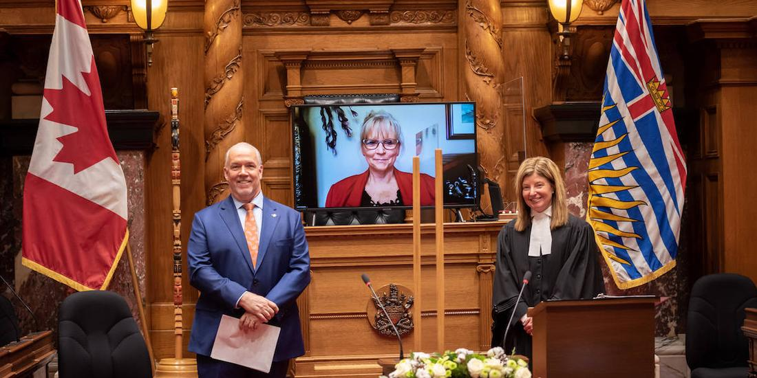 Horgan expands cabinet to fight pandemic; keeps Dix in health, Robinson to finance