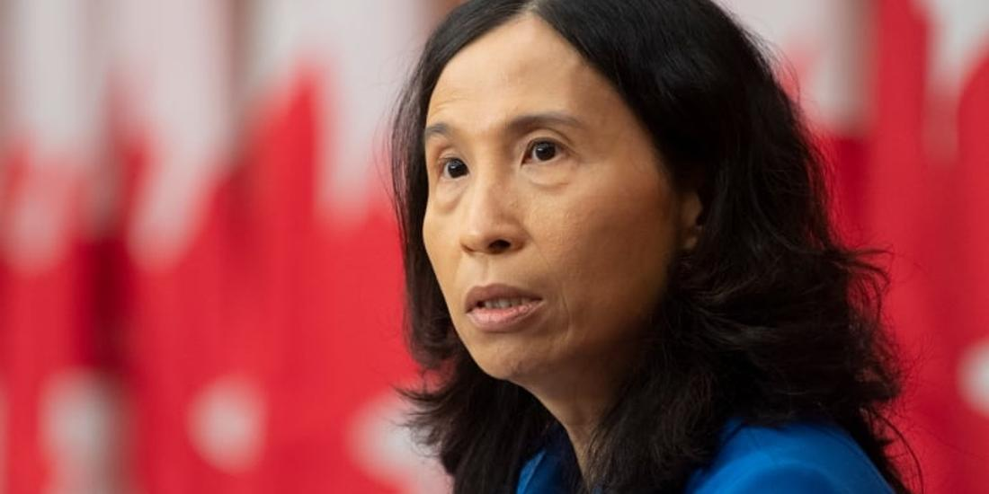 Vaccine doses available by April not sufficent for priority Canadians: Tam