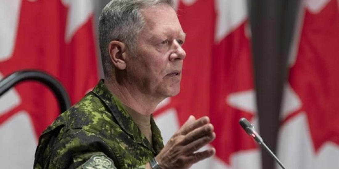 Canadian Forces tasked with getting COVID-19 vaccine doses on short notice