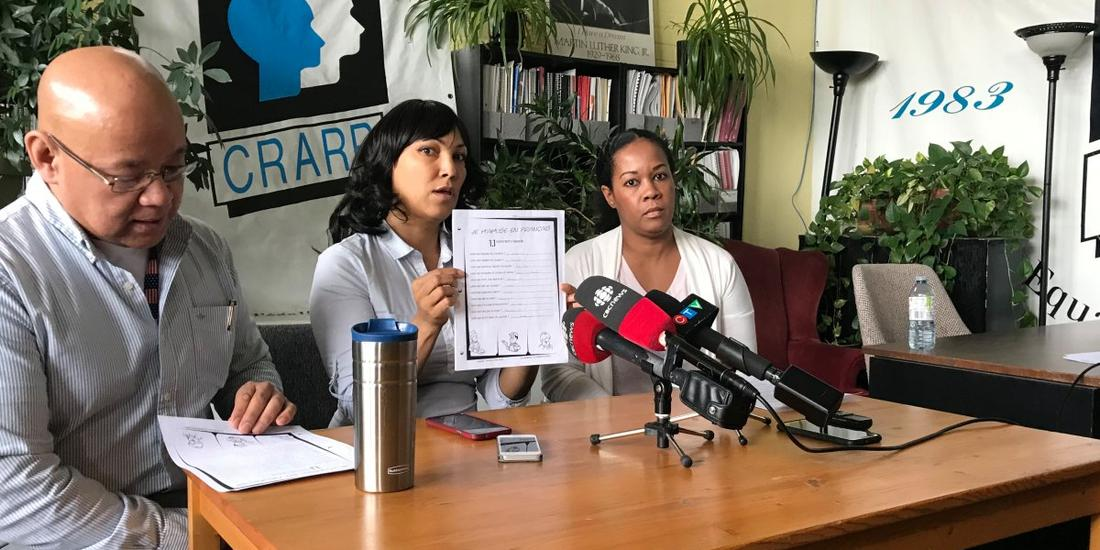 Anti-Black racism case against school board heading to Quebec rights tribunal