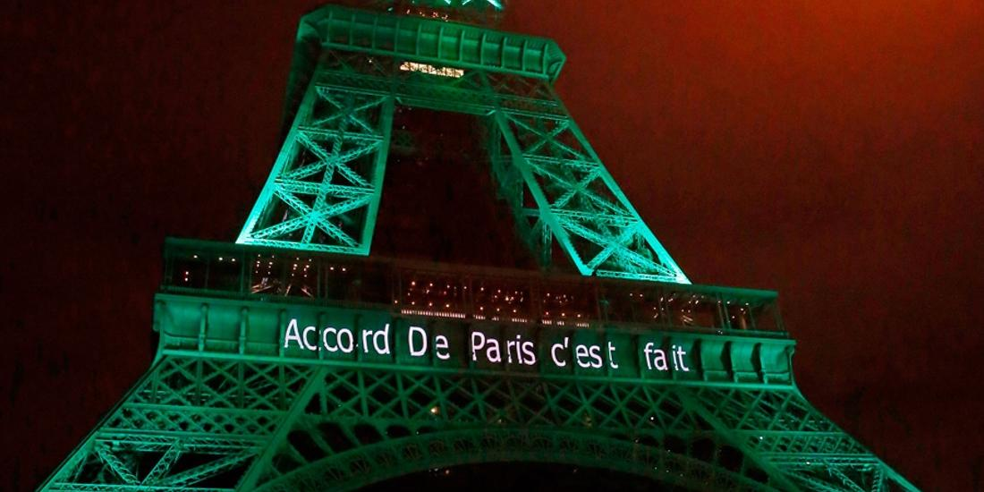 Five years after Paris Accord, global emissions are still high, but some experts say we're at the tipping point