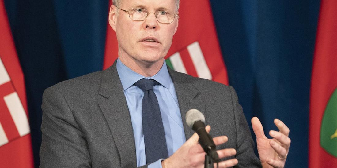 Continued delay will overflow ICUs by Jan 1, says Ontario's lead science advisor