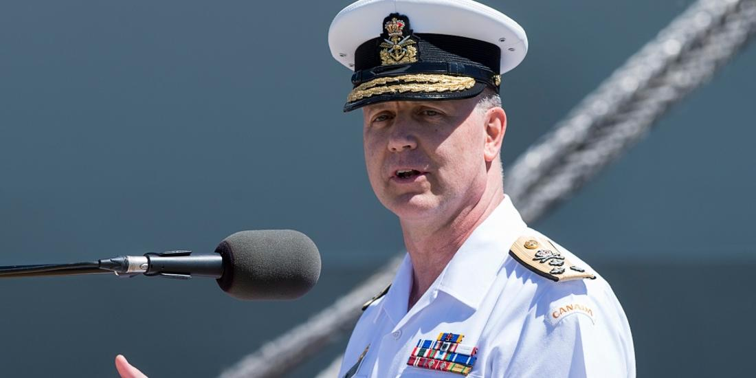 Vice-Admiral Art McDonald named new chief of defence staff
