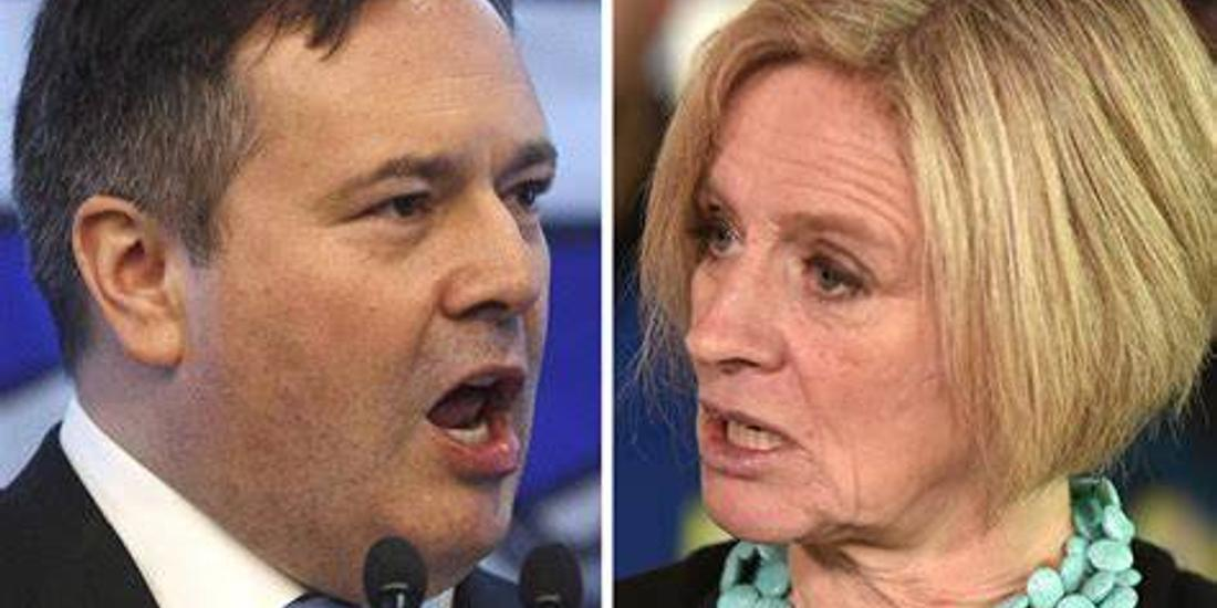 Jason Kenney use of politically toxic 'Sky Palace' condemned by Rachel Notley