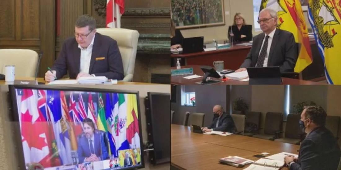 As COVID-19 deaths climb, PM and premiers to discuss Canada's slow vaccine roll-out