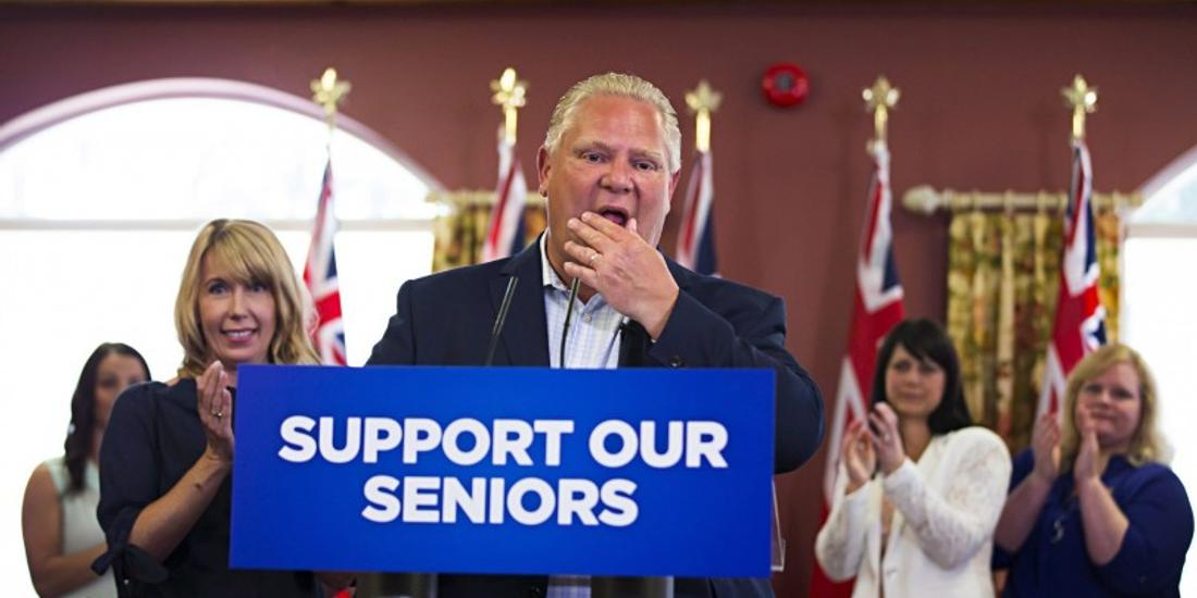 Confusion abounds as Ford issues order he can't define