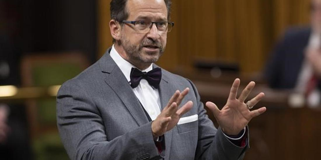 After racist attack on new Liberal Minister, BQ leader Blanchet blocks twitter critics