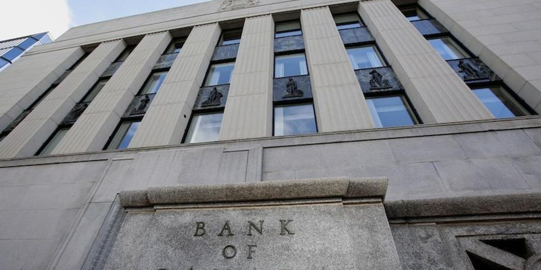 Bank of Canada expected to today confirm 0.25% policy interest rate