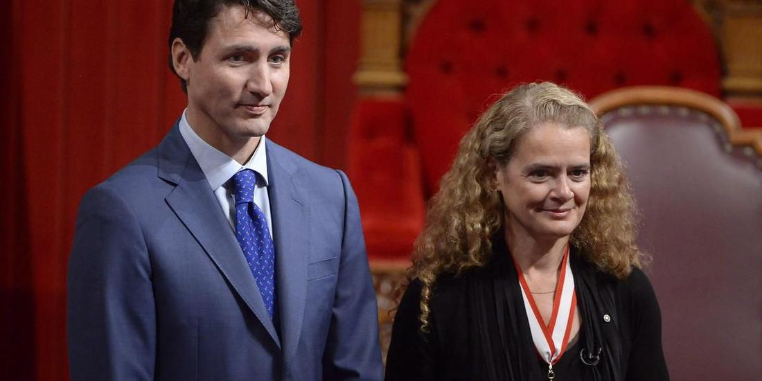Payette-ola: former GG to get $150,000 annual pension -- even six months after death