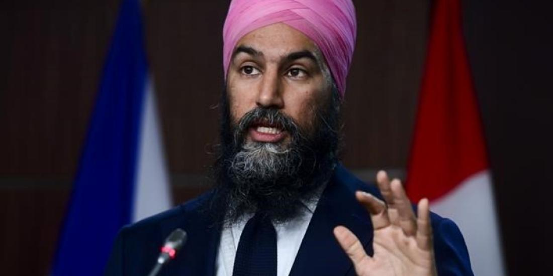 NDP raises $2.5 million in latest quarter, slaying 2019 campaign debt