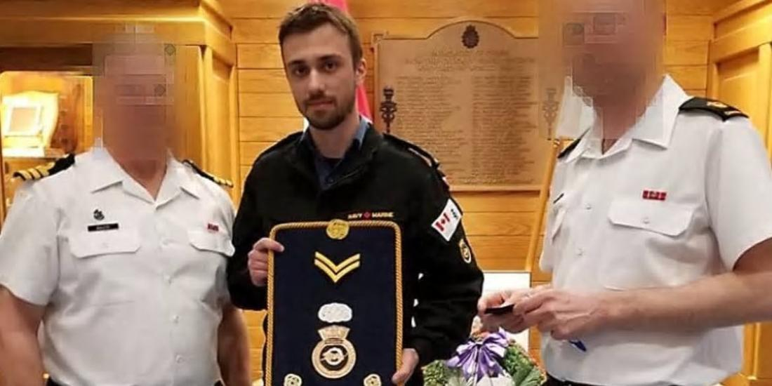 Sailor fired from Canadian navy for neo-nazi involvement