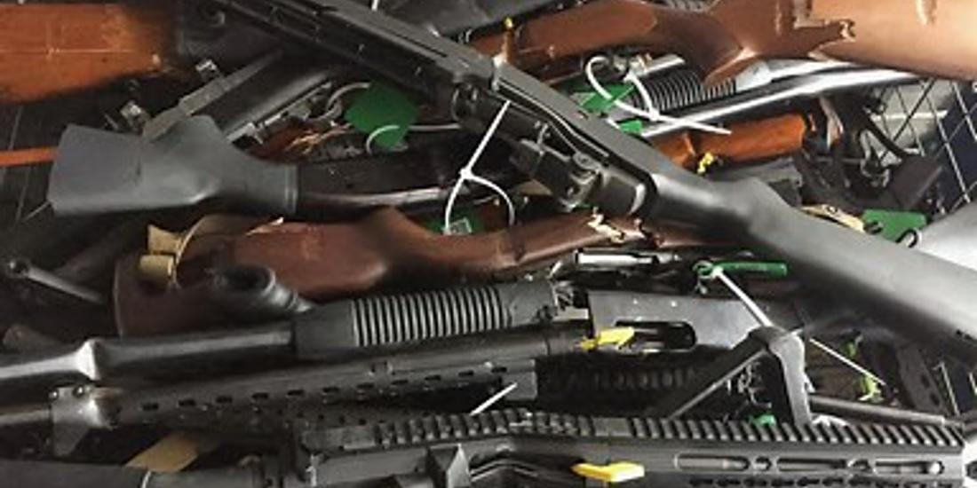 Liberals bill to offer buy-back, option to keep assault rifles