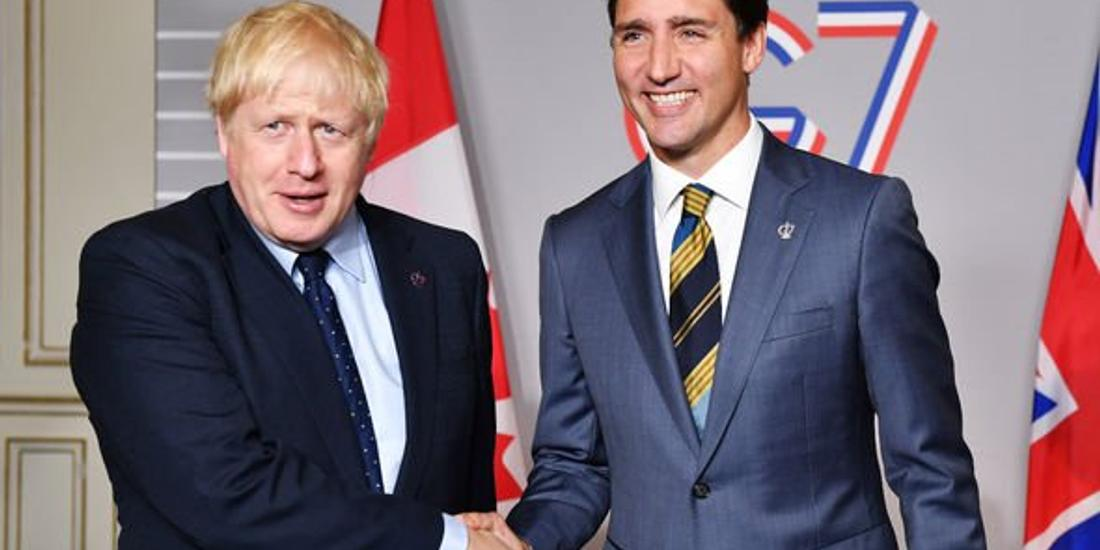 UK's PM to press G7 to help poorer countries with more COVAX funding