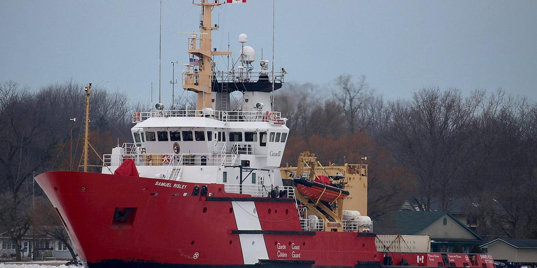 Coast Guard ship costs near $1B, three times more than 2016 estimate
