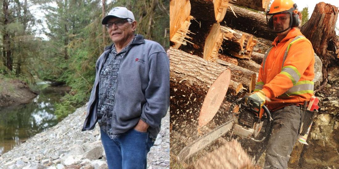 Huu-ay-aht First Nations and local union make historic agreement on tree harvesting