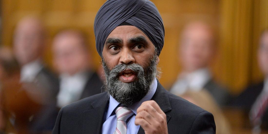 Sajjan aide emailed military ombudsman about allegations days after meeting in 2018