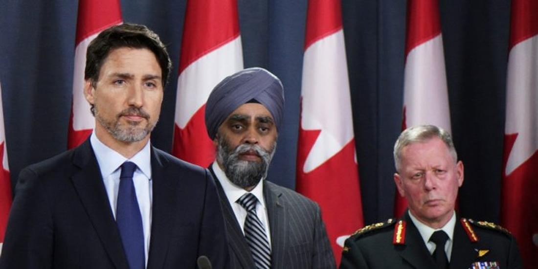Canadian Forces writing 'playbook' for handling allegations involving top brass