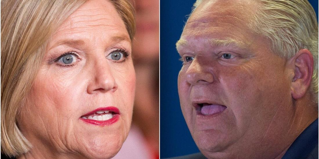 """Amid Ford government tumult, Ontario is """"dissolving into chaos"""": Horwath"""