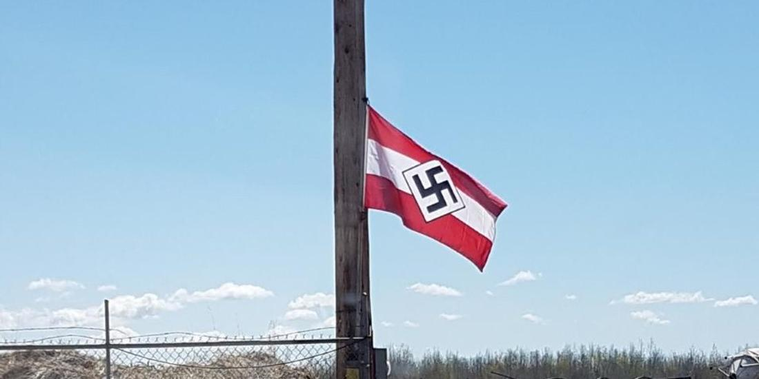 Jewish group 'extremely disturbed' by reports of Hitler Youth flags in Alberta towns