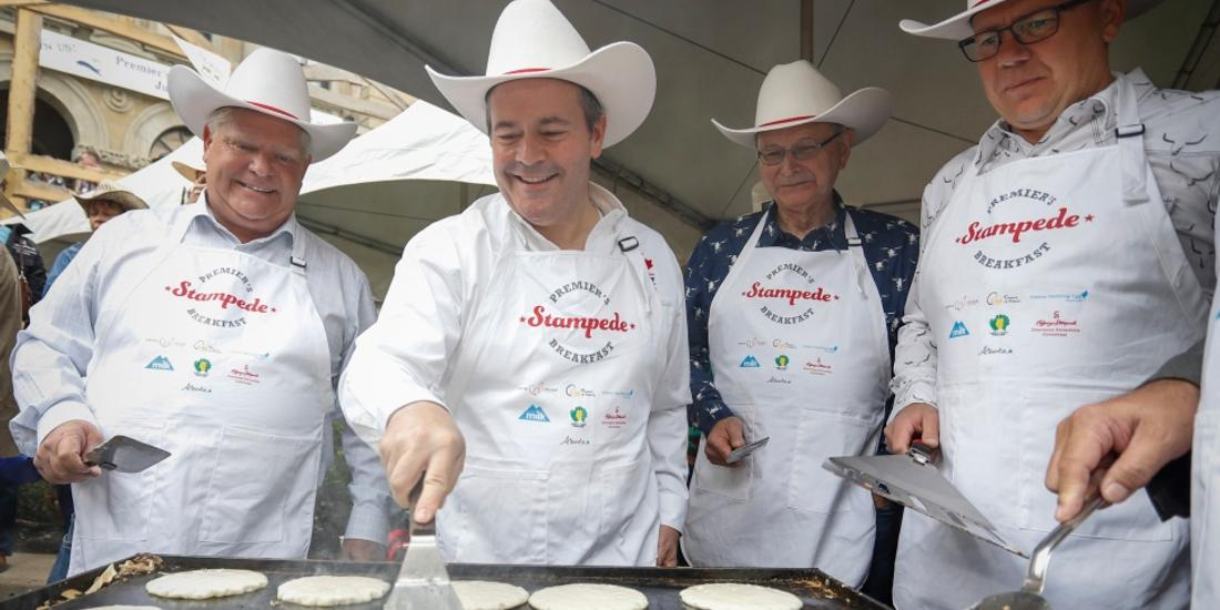 Calgary Stampede a calculated risk, potential example for post-COVID behaviour: mayor