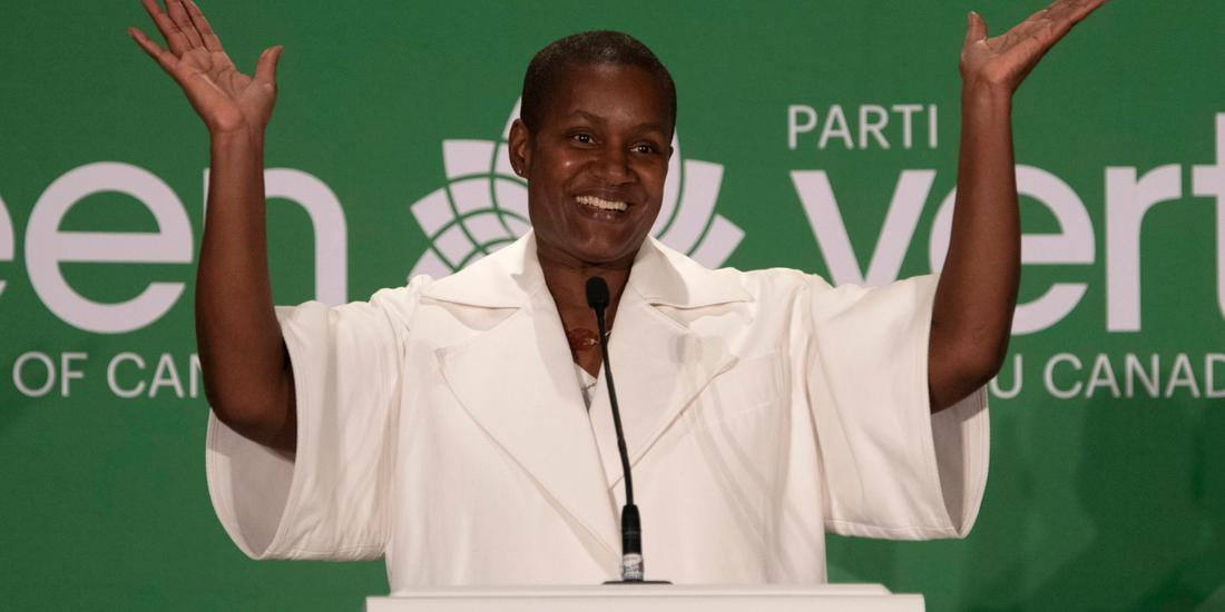 Green Party terminates embattled Annamie Paul advisor