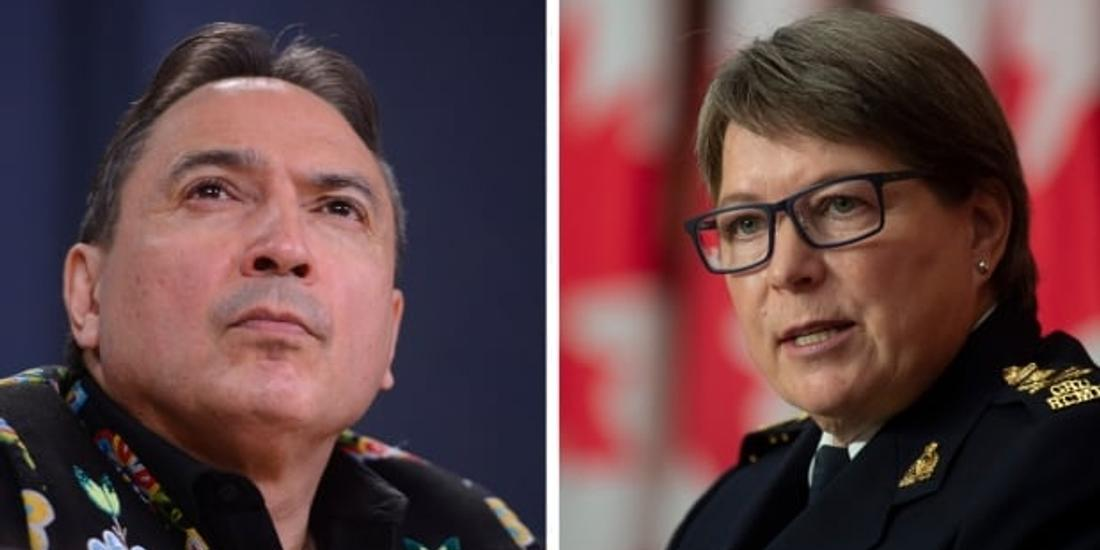 Assembly of First Nations has 'lost confidence' in RCMP commissioner, says Bellegarde