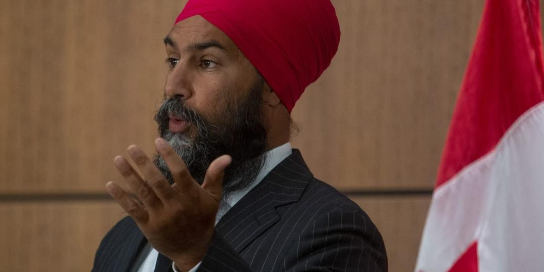 Singh's blunt message about racism reflects mood of Canadians
