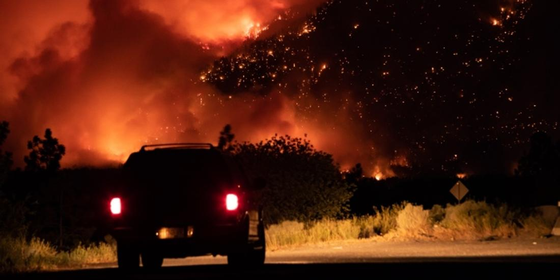 Lytton, B.C., wildfire grows as others force evacuations in another region