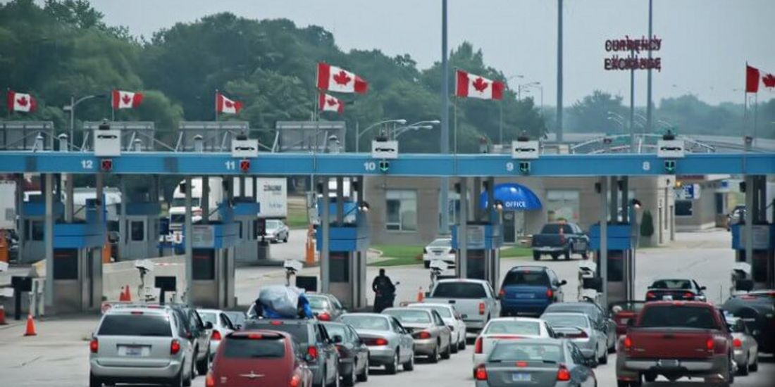 One year on, poll suggests Canadians still deeply wary about allowing U.S. visitors