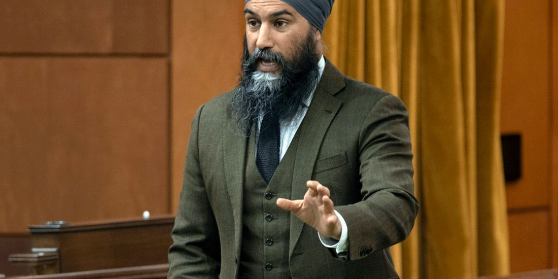 Singh calls for halt on Canadian arms sales to Israel as violence escalates in region