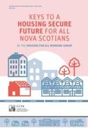 Keys to a housing secure future for all Nova Scotians