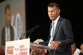 Hassan Yussuff Showed That Access To Power Is Not Actual Power