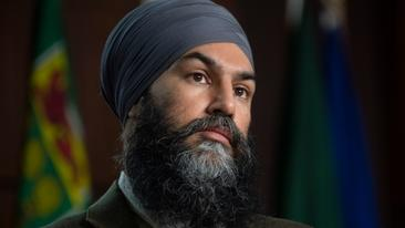 Canadians see NDP's Singh as a better PM than Tories' O'Toole, survey suggests